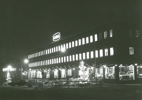 Luna Group 1960-talet